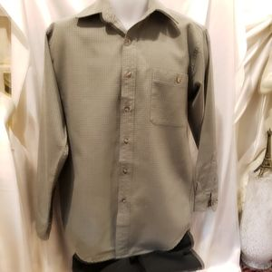 Vintage 1950s wool Filson Garment shirt LS small